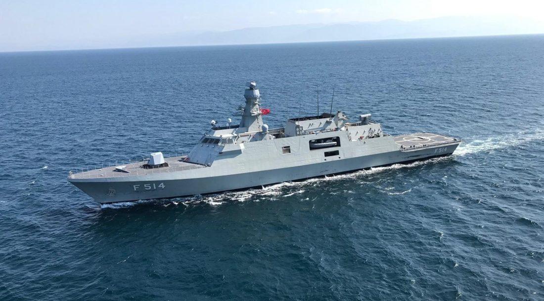 Украина планирует построить новый фрегат