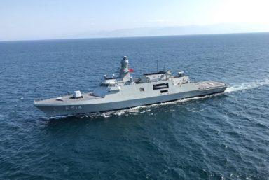 Турция построит два корвета класса Ada для нужд ВМС Украины