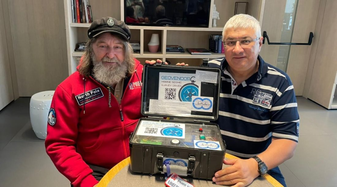 Федор Конюхов и российские ученые «прослушают» Арктику