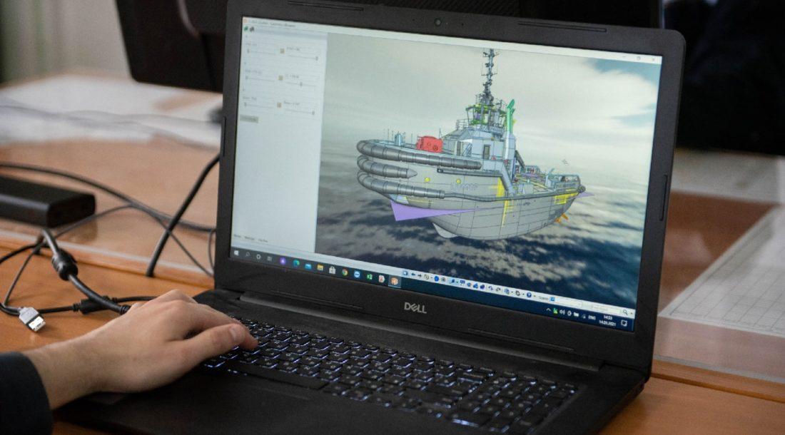В рамках проекта «Цифровая верфь» Онежский ССЗ получит первый федеральный транш