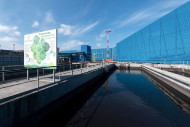 «Восточный Порт» модернизирует парк очистных сооружений на специализированном терминале
