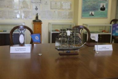 «Приморский УПК» подписал соглашение о сотрудничестве с ГУМРФ имени адмирала С.О. Макарова