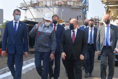 Михаил Мишустин поручил проработать меры финансовой поддержки Амурскому СЗ