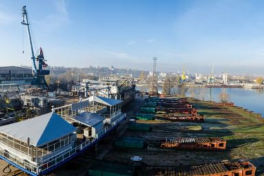 Апелляционный суд Киева оставил долг Киевского ССЗ без изменений