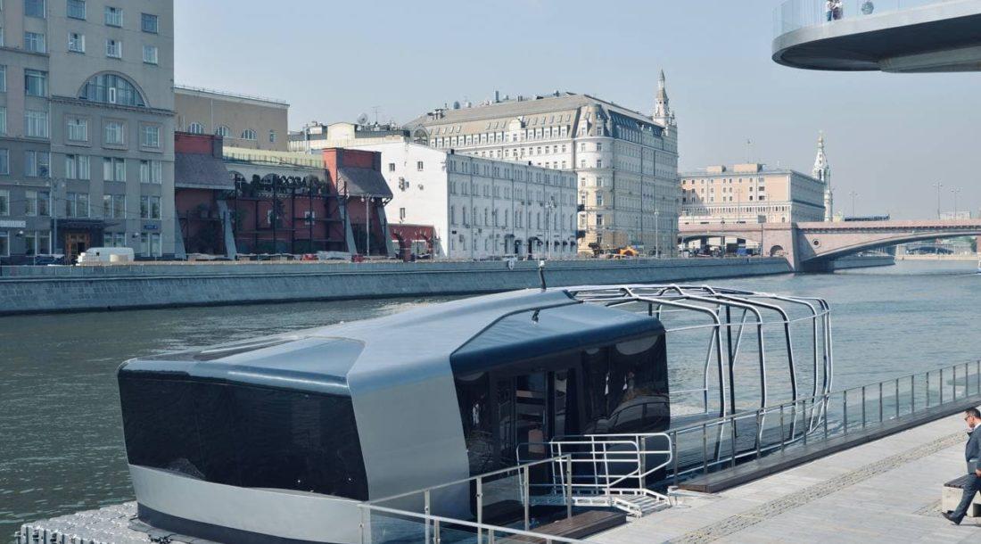 В следующем году в Москве планируют запустить электросуда