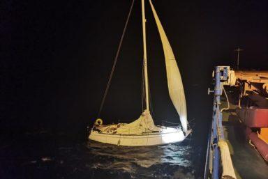 Сухогруз «Русич-6» Волжского пароходства провел спасательную операцию в Греции