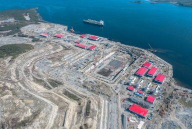 Челябинский металлургический комбинат произвел 40 тыс. тонн балки для Кольской верфи