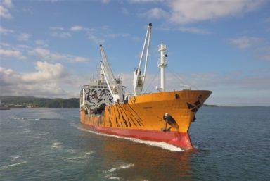 «Доброфлот» начал 6-ю ежегодную экспедицию по Северному морскому пути