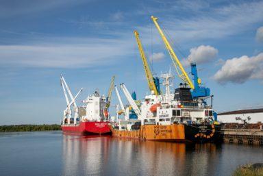 «Доброфлот» доставил в Архангельск 3000 тонн красной рыбы по Северному морскому пути