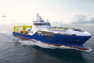 Россияне выбрали имена для двух строящихся научно-исследовательских судов проекта проекта 123