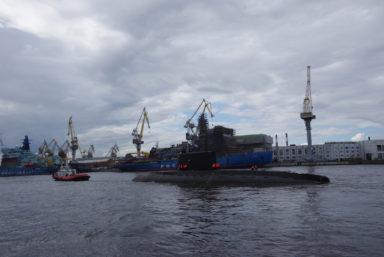 Подлодка «Магадан» проекта 636.3 отправилась на госиспытания