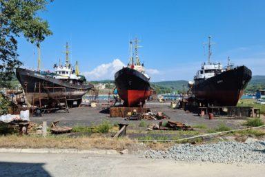 27 млн рублей потратят на ремонт судна «Сосновка-1»