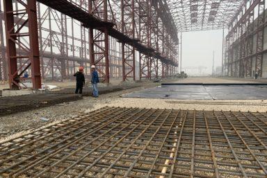 Премьер Якутии заявил, что сроки завершения первого этапа строительства Жатайской судоверфи никто не отменял