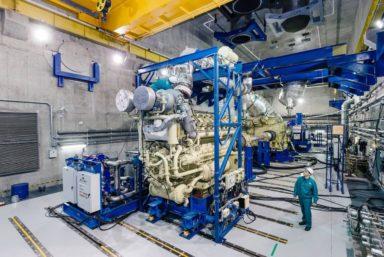 ОДК поставила газотурбинный агрегат на фрегат «Адмирал флота Советского Союза Исаков» проекта 22350