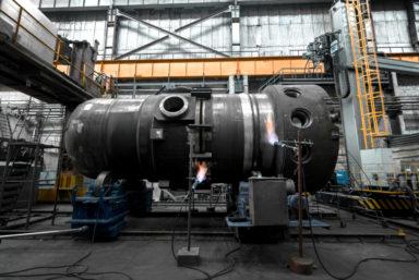На «ЗиО-Подольск» начался ключевой этап производства реактора для ледокола «Якутия» проекта 22220