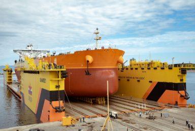 Оборудование для танкеров «Восток Ойл» поставит Samsung