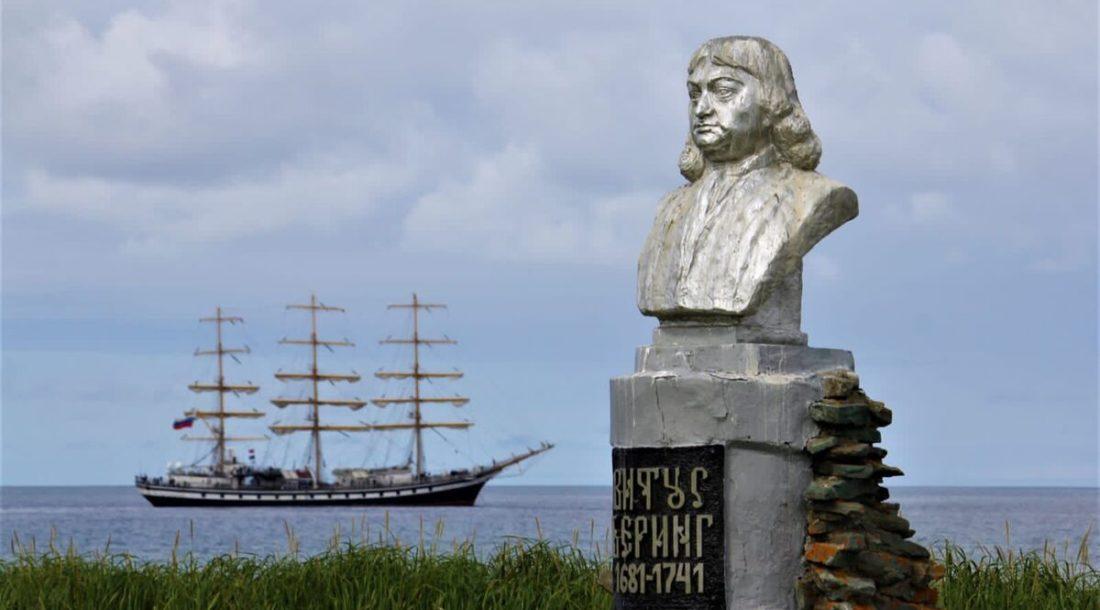 Парусник «Паллада» завершил рейс по следам Второй Камчатской экспедиции