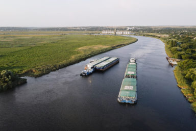По итогам августа 2021 года компания «Нибулон» перевезла собственным флотом 448,5 тыс. тонн грузов