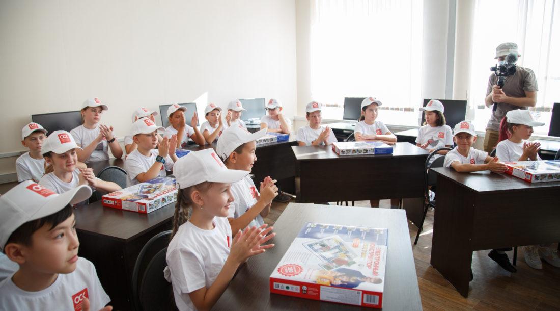 В  Астрахани открыли судостроительные классы