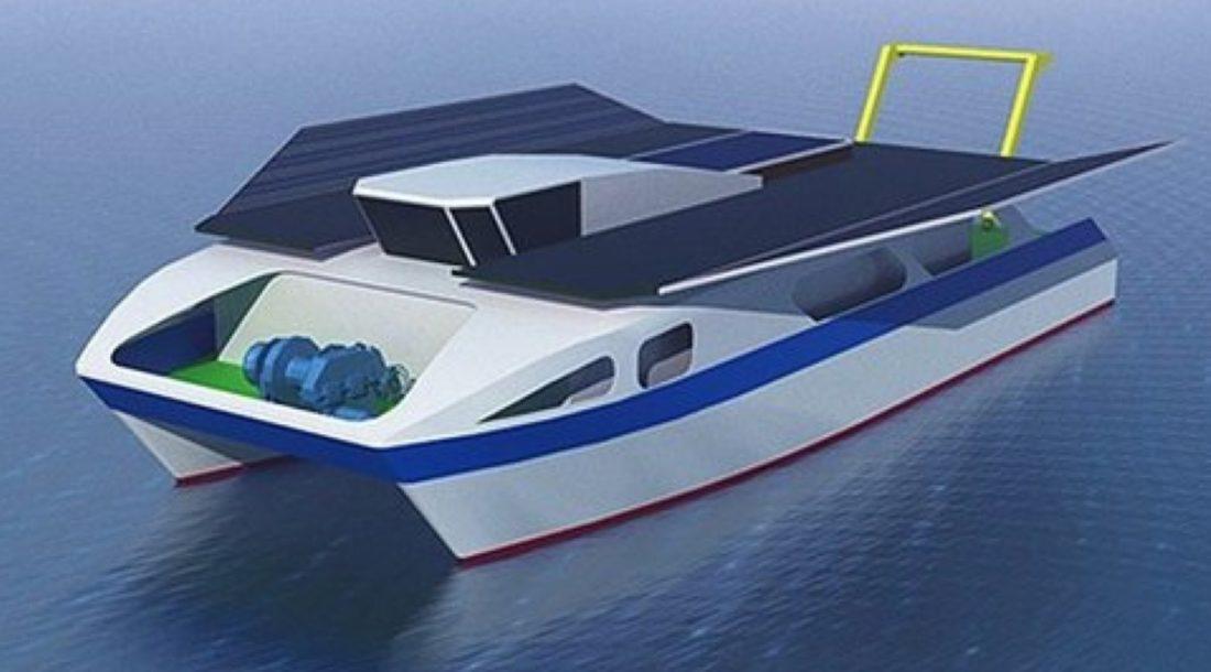 Спуск на воду исследовательского судна «Пионер-М» проекта 25700 намечен на 23 сентября