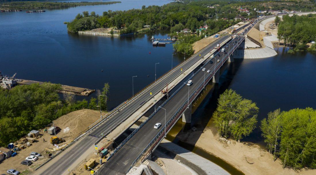 Из-за строительства Фрунзенского моста в Самаре уберут стоянки катеров