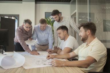 Наша цель – создать лучшее конструкторское бюро в России
