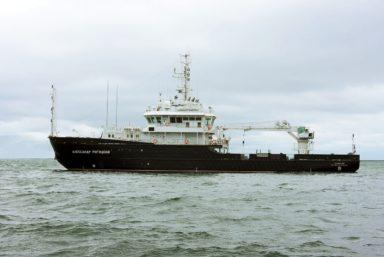 Гидрографы ТОФ проведут обслуживание средств навигационного оборудования в районе Камчатки и Курильских островов